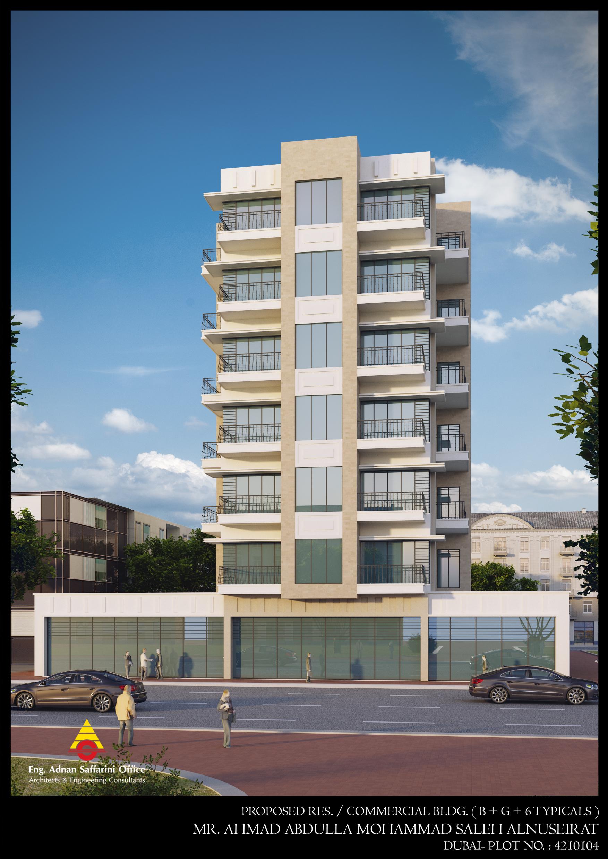 Residential Building – Mirdif Dubai