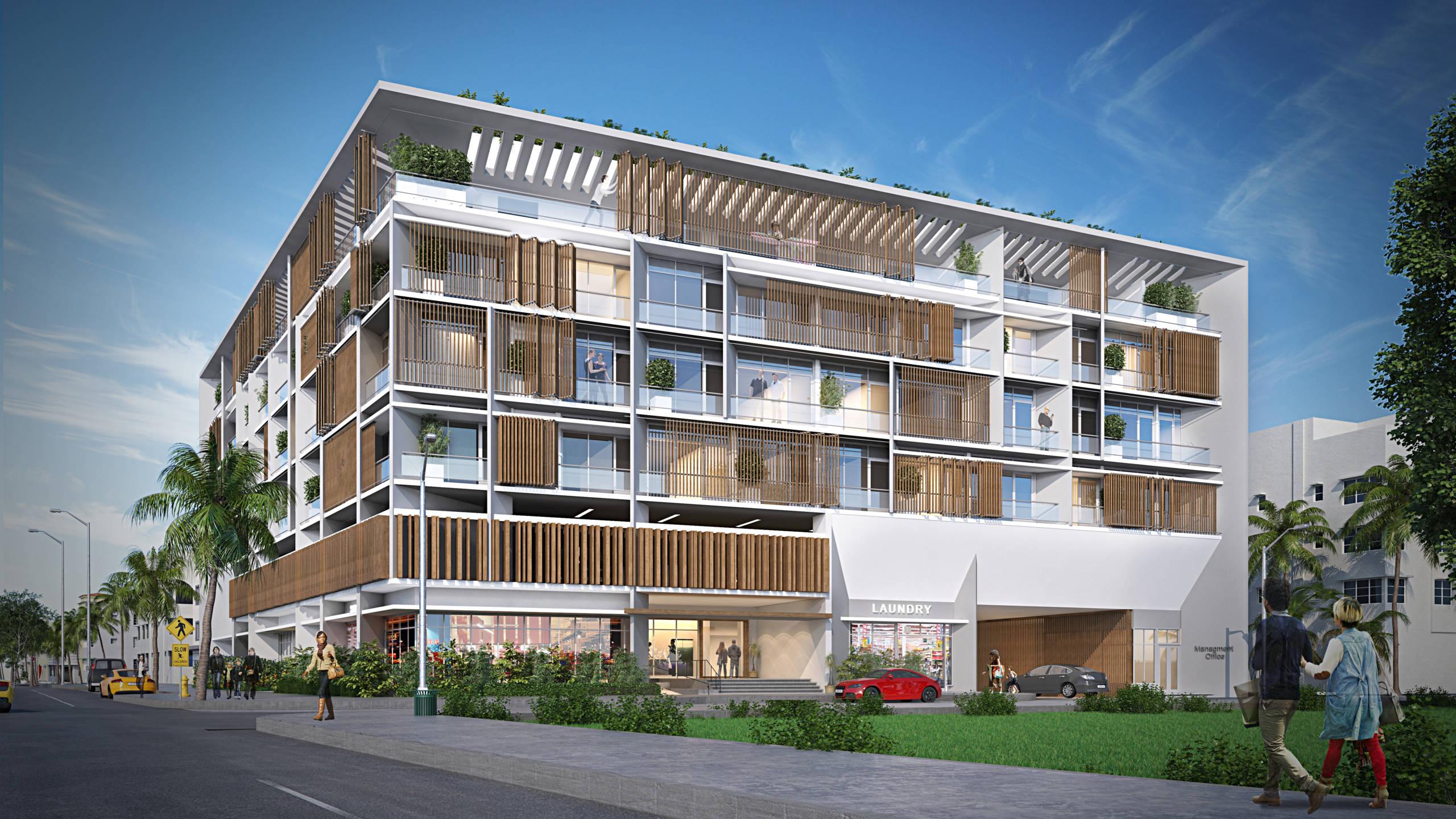 Focus Residential Building – Jumeirah Village