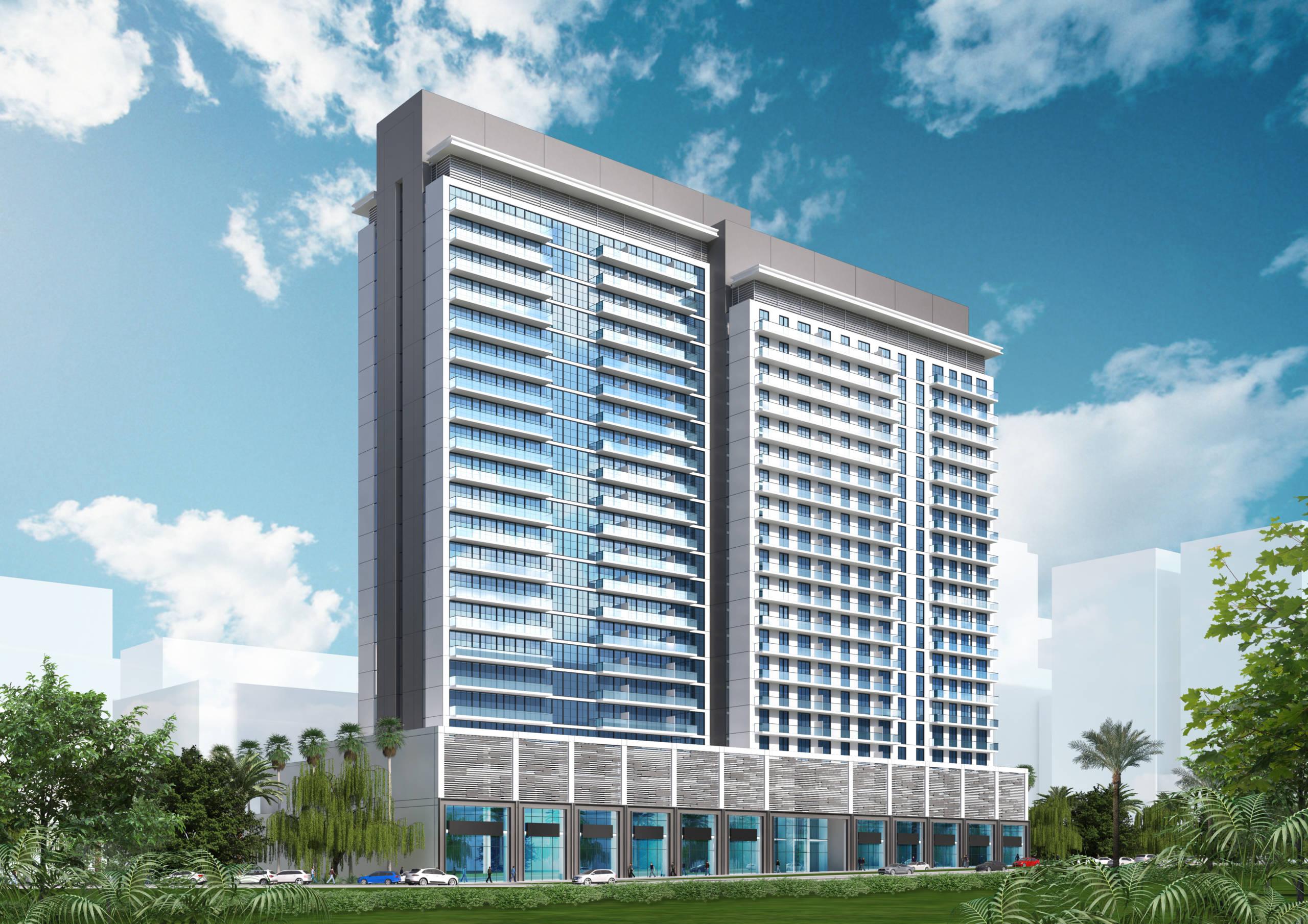 Residential Building – Al Raffa
